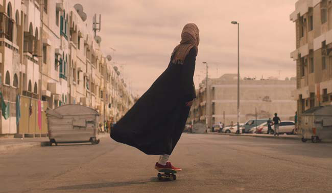 耐克的这支女性运动广告,在阿拉伯世界收获点赞和拍砖