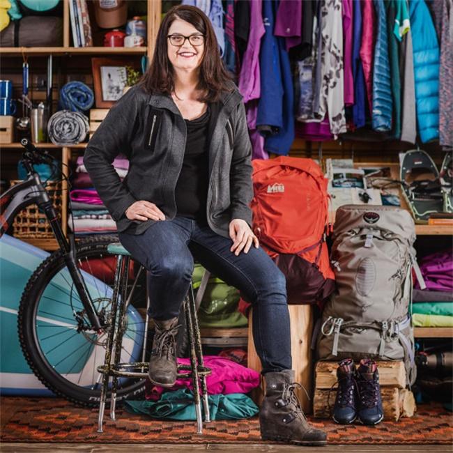 为改变女性在户外行业的弱势地位,这家零售商开创了个新项目