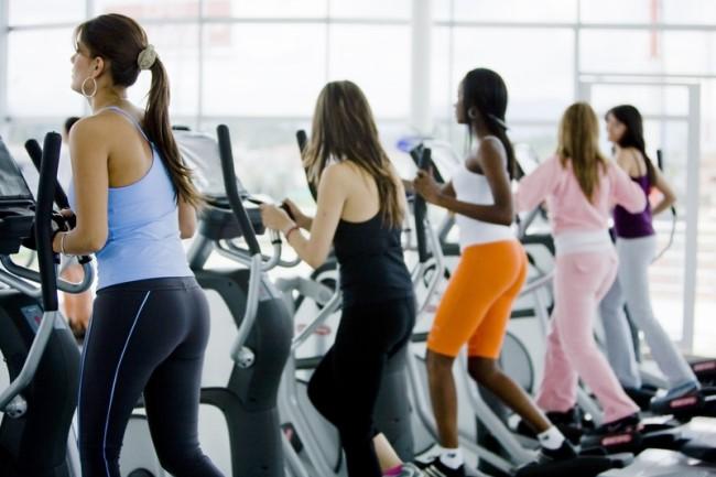 取悦女人需要哪些本事,我们去几家女性专属健身房看了看