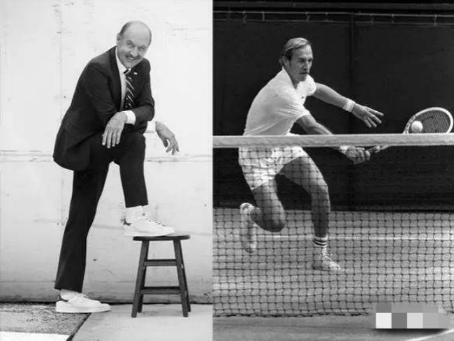 火了四十年小白鞋Stan Smith仍不过时,阿迪想靠复古风提升运动鞋销量
