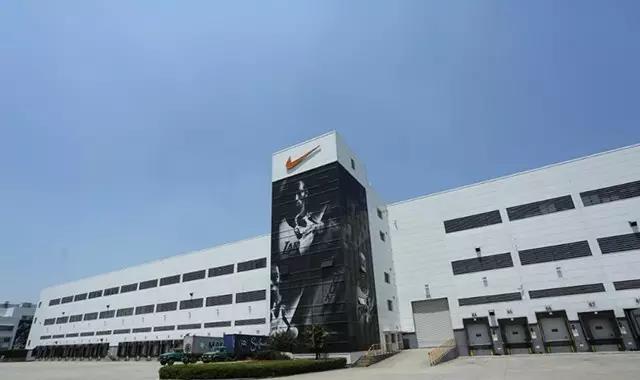 耐克中国物流中心扩建项目开工,将满足电子商务高速发展需要
