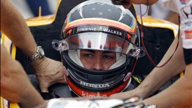 """阿隆索期待完成赛车界的""""大满贯"""",可是挑战印地500究竟有多难?"""