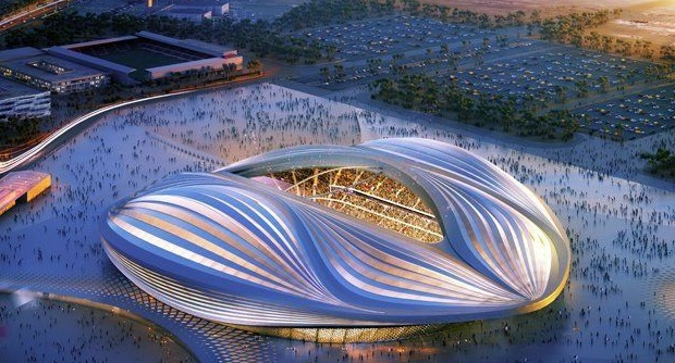 球场中国造,泛华体育承接卡塔尔世界杯主场馆建设项目