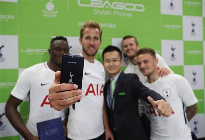 体育联姻提升品牌价值:领歌成为热刺官方手机合作伙伴