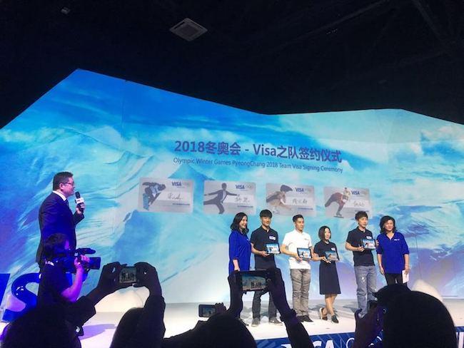 国际大赛进入亚洲时间,Visa赞助奥运31年的营销心得