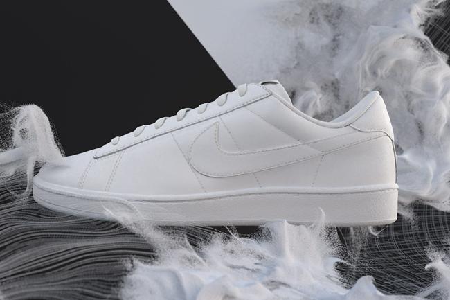 耐克发明再生皮制造新技术Flyleather,边角废料也能变优质皮革