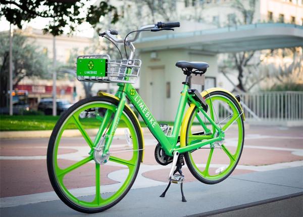 美共享单车LimeBike获5000万美元B轮融资,NBA球星杜兰特参投