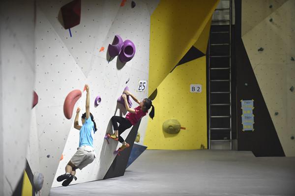 与登协合作运营青少年攀岩赛事,丹鸟初升要做青少年户外O2O平台 | 创业熊