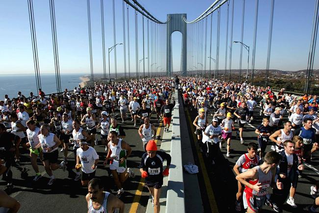 纽约马拉松依旧火热,但美国跑步业的寒冬已然来临