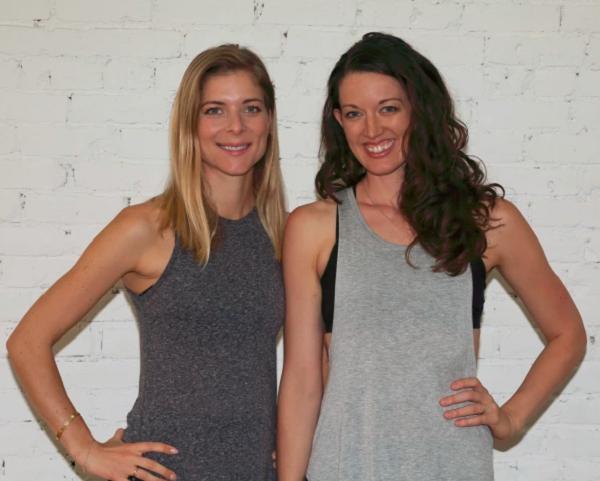 这家健身工作室不仅教孕妇如何锻炼,还成了准妈妈们的社交中心