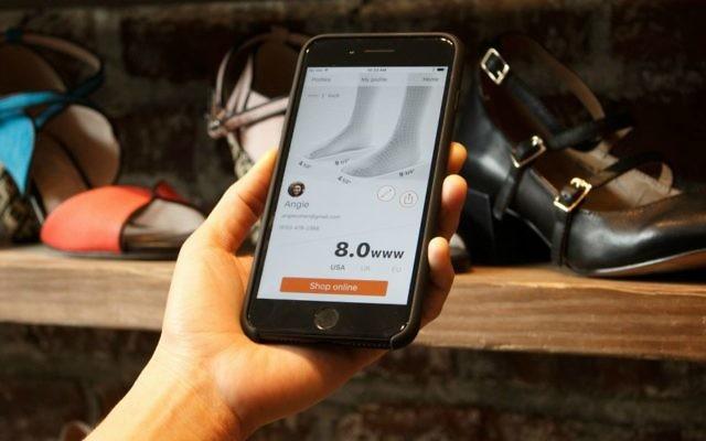 耐克收购Invertex,将运用脚部扫描技术改变购鞋体验