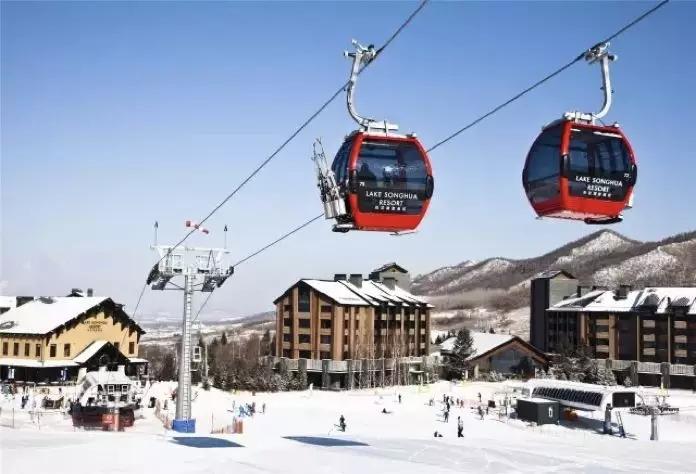 中国冰雪产业驶入快车道,总规模达3976亿元