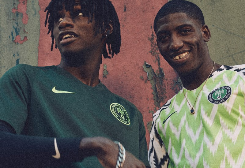 开挂的球迷:尼日利亚队服订单破300万,耐克获利超2亿美元