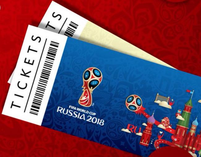 世界杯决赛门票被炒到10万人民币,而正价最低不到1000元