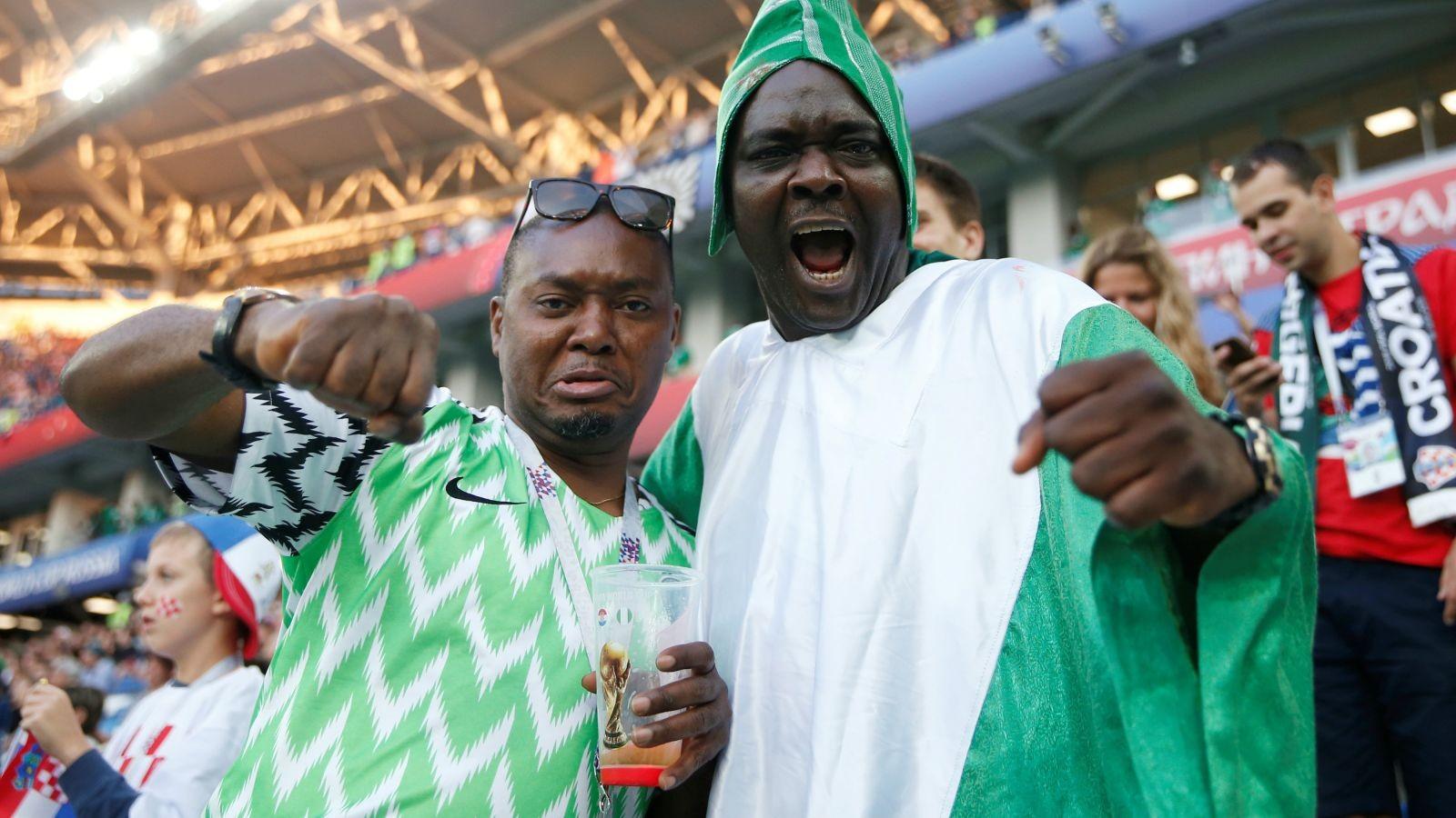 时尚又大卖的尼日利亚世界杯球衣,是如何让造假者变成百万富翁的?