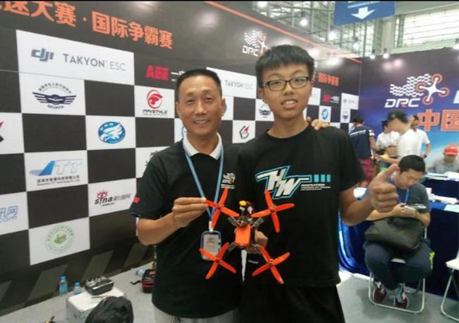 DCL无人机竞速赛事即将进入中国,让大众所熟知是他们首先要做的 | 创业熊