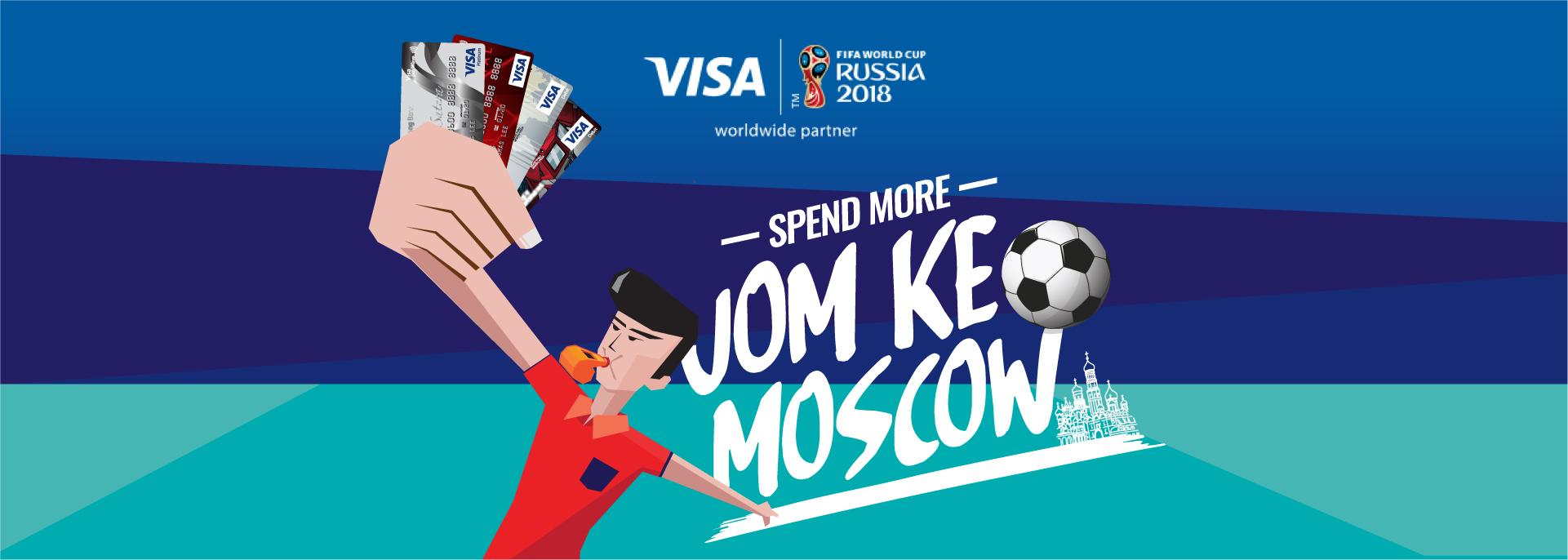 Visa:2018年世界杯期间有五分之一的消费是使用非接触式支付技术