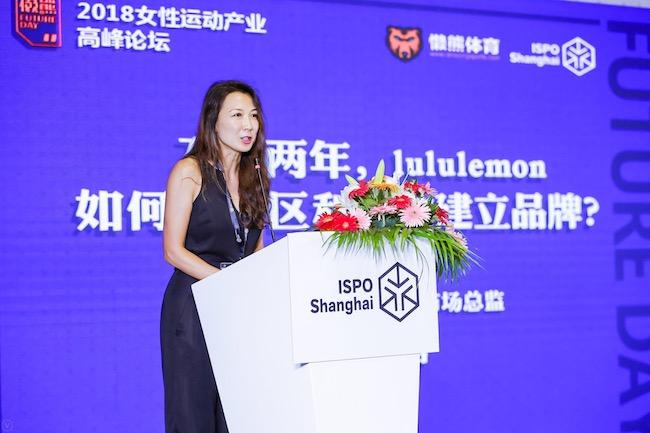 社区是Lululemon最重要的品牌文化,只有体验才能了解产品