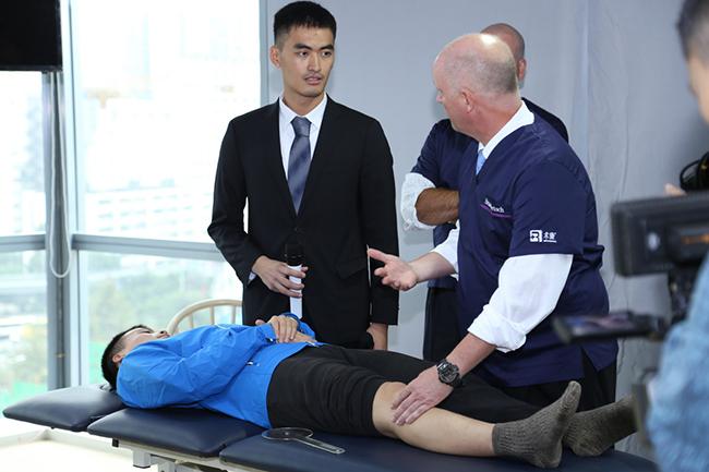 完成4000万元B轮融资的术康,将继续布局临床研究和运动康复   创业熊