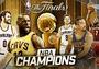 体育商业视角解读骑士VS勇士七场大战 | NBA总决赛专题