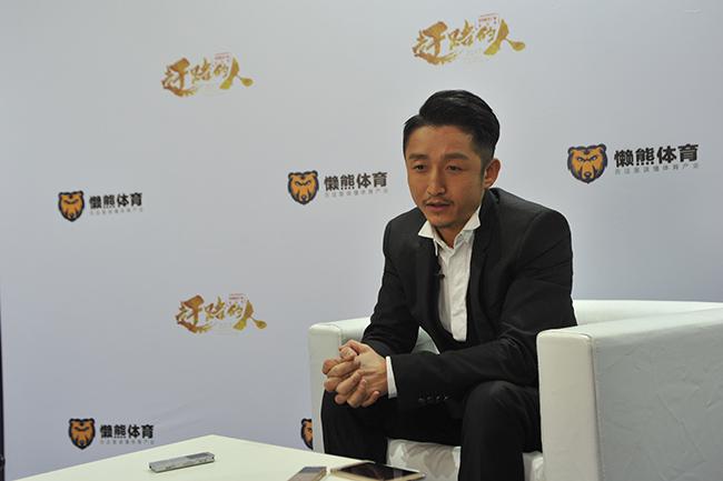 专访邹市明:我是创业路上的小学生,希望中国孩子更早摸到拳套