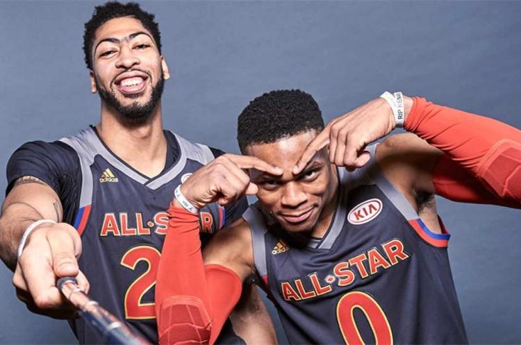 张海彦专栏:越来越难打动观众的今天,NBA全明星出了不少新招