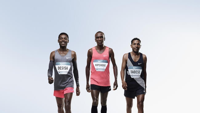 假如这三个人创造人类历史,多少人会买他们穿的跑鞋?