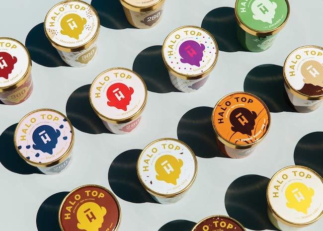 """这款健康低脂的冰淇淋,不爱做广告只爱做""""网红"""""""