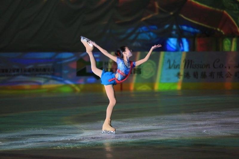 定位中高端青少年培训,带着自己的冰场,花滑冠军陈露要在北京再次出发|创业熊