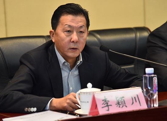 总局人事变动,李颖川任国家体育总局副局长