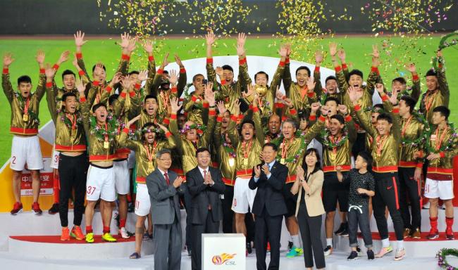 5年10亿!中国平安继续冠名中超联赛