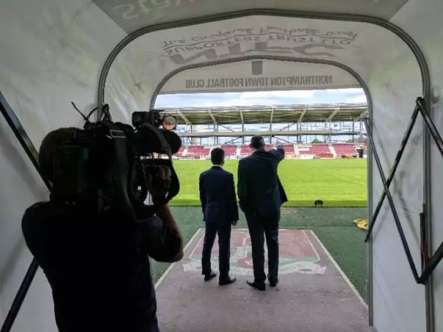 5U体育收购英甲俱乐部北安普顿,青训是他们主要想讲的故事