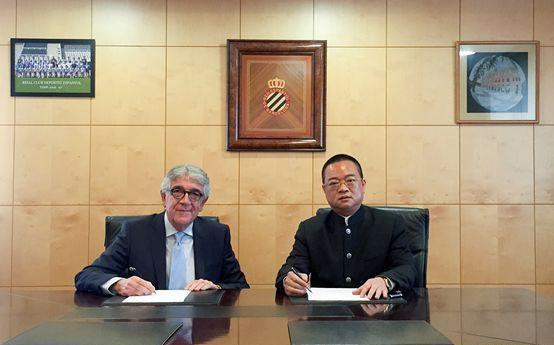 收购时负债1.9亿欧元,陈雁升首次披露他是如何管理西班牙人的