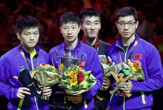 2017世乒赛创收视与社交媒体流量新高,中国电视观众超3亿