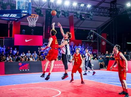 2017中国三对三篮球联赛启动,第13届全运会将设三人篮球项目