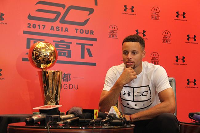 对话库里:风险投资就像篮球比赛一样,可能输,也可能赢
