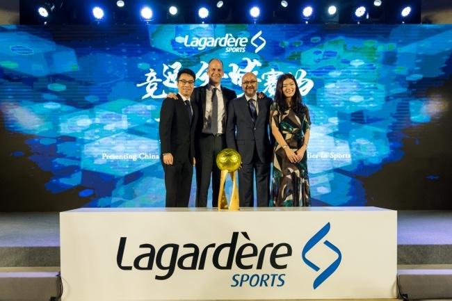 专访拉加代尔体育英国总经理,关于中国业务、体育营销和英超商业开发