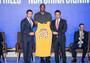 NBA中国与观澜湖集团达成战略合作,科比到访海口出席签约仪式