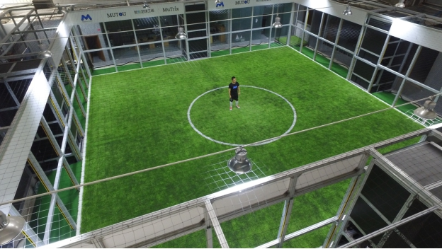 天使轮获千万元融资,这家公司想在足球青训领域加点黑科技 | 创业熊