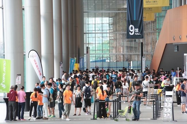 《2016年度中国运动自行车市场报告》发布,中国市场规模约为64-75亿人民币