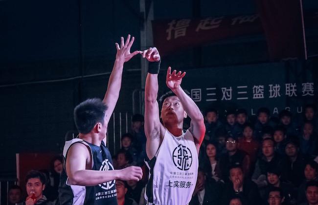 2017年中国三对三篮球联赛全国总决赛在沪落幕 ,姚明主席的注视下,下一个奥运冠军会在这里出现么?