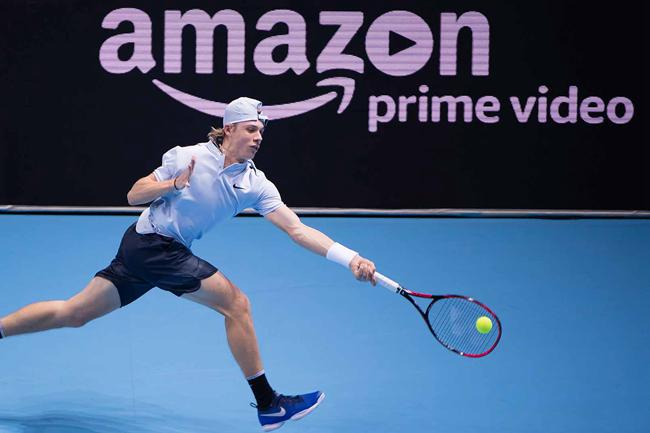 亚马逊加码网球赛事直播业务,争夺体育媒体市场
