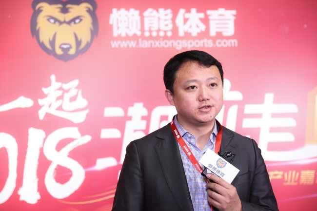 视觉中国金鑫:中国体育图片市场规模1年1亿,自媒体需求大