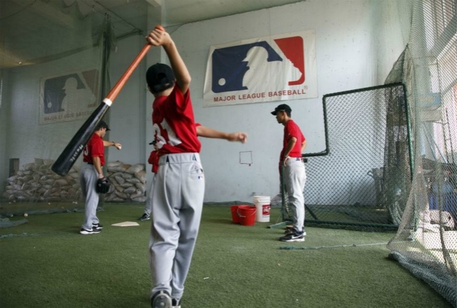 美职棒大联盟牵手北控,推动中国棒球发展