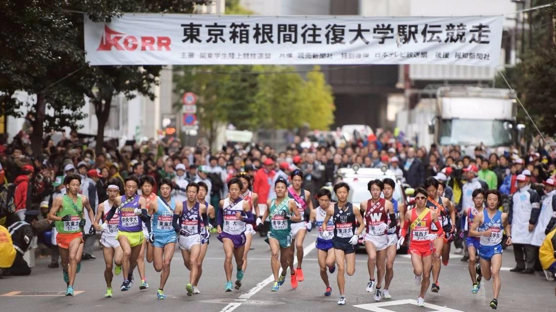 一个大学生长跑接力赛,怎么成为日本收视率和人气最高的体育比赛的?