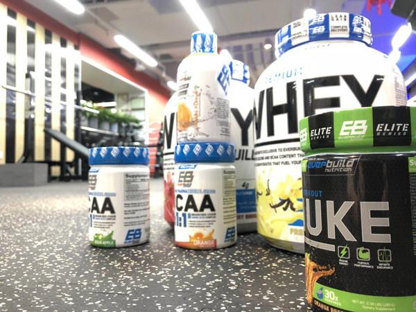 健身网红带货、健身房柜台货品变少;我们发现了运动营养品渠道背后的一些变化