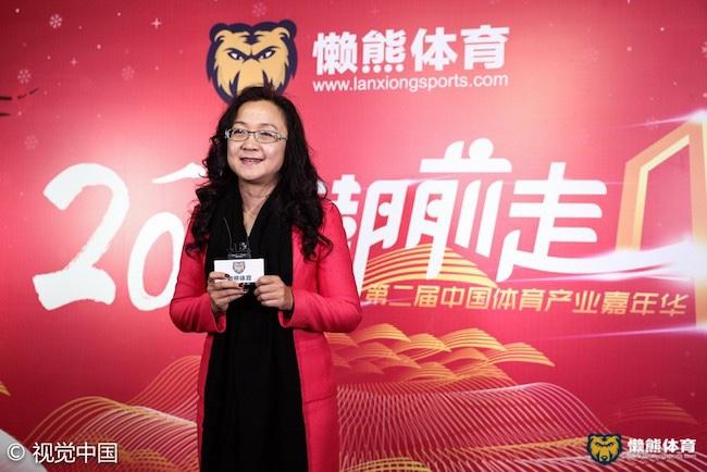 安踏副总裁李玲:冰雪和童装是一片蓝海,期待更多品牌加入安踏