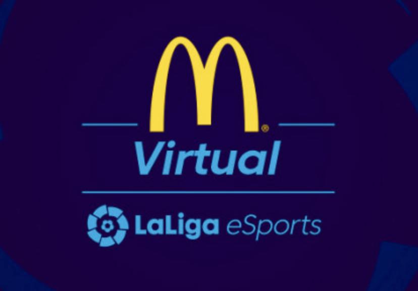 麦当劳与西甲达成合作,成为其电竞比赛顶级赞助商