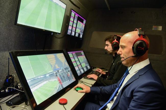 FIFA官方:确认2018世界杯将启用视频助理裁判系统