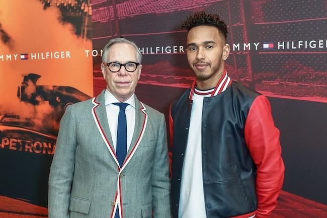 F1世界冠军刘易斯·汉密尔顿出任Tommy Hilfiger品牌全球男装代言人